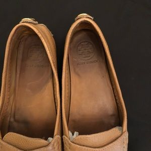 Tory Burch Shoes - Tory Burch Leather Moccasin